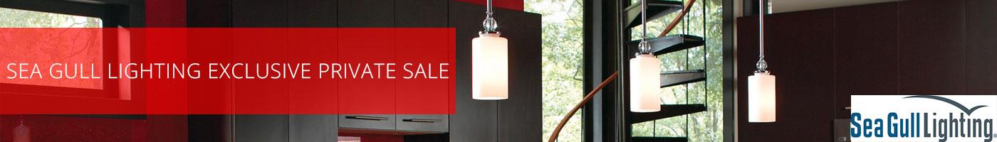 Sea Gull Lighting Private Sale