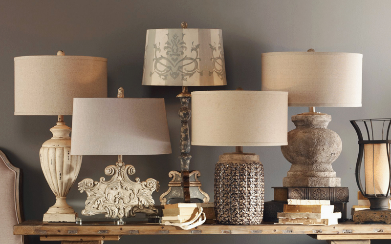Shop lamp shades · bathroom lighting