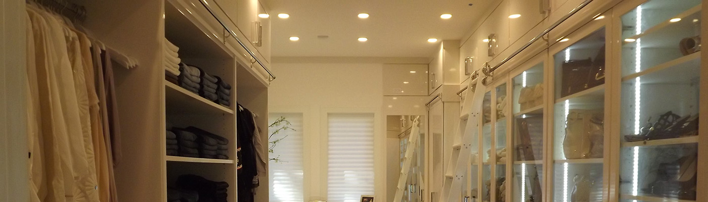 room led closet destination lighting pantry