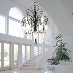 Destination Lighting Entryway and Foyer Lighting