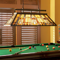 Destination Lighting Game Room Lighting
