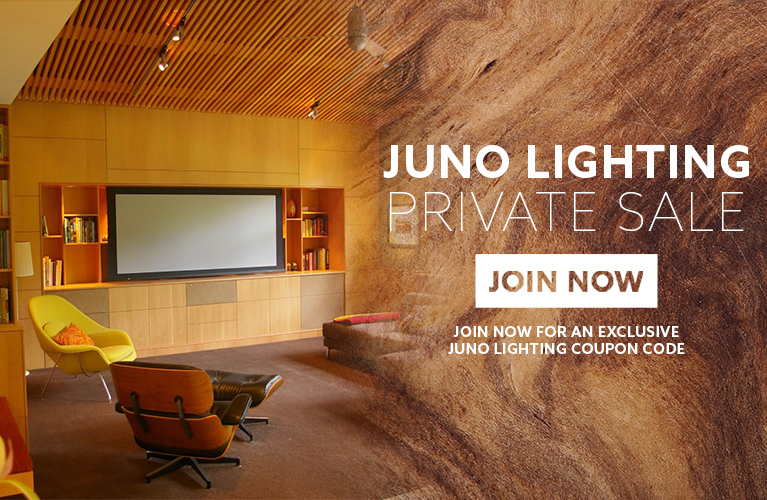 Juno Lighting Private Sale Exclusive Event - Join Now
