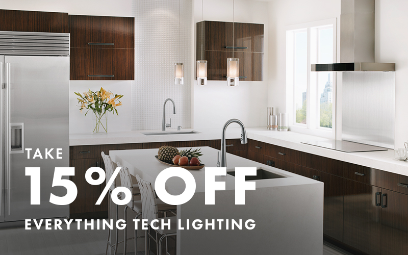 Tech Lighting Spring Sale