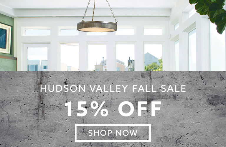 Hudson Valley Fall Savings 15% Off