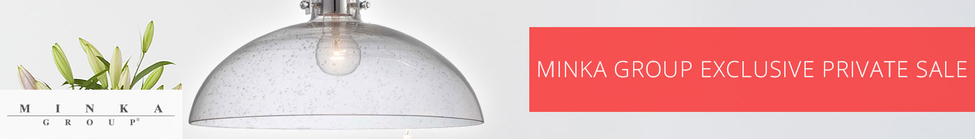 MINKA GROUP Lighting Private Sale