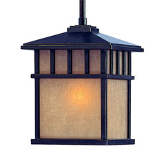 Destination Lighting Craftsman Style Lighting