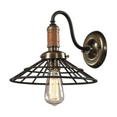 Destination Lighting Vintage Retro Industrial Style Lighting