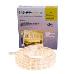 Shop LED Rope Lights Xmas Rope Light Outdoor Rope Lights | Direct